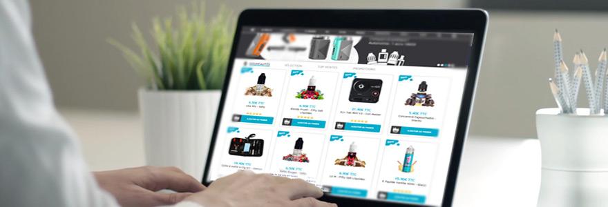 achat de cigarette electronique et accessoires en ligne
